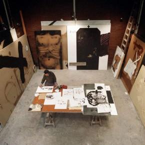 ARTIST STUDIO: ANTONI TÀPIES
