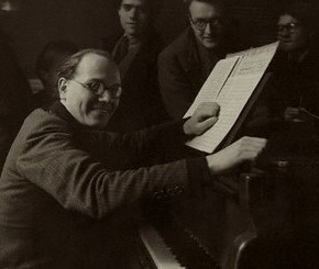 OLIVIER MESSIAEN: MY MAN IN THE SAINTE-TRINITÉ