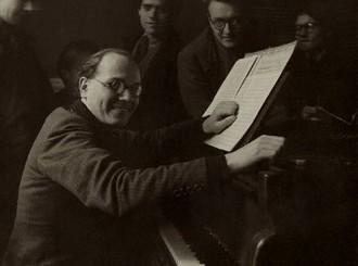 Olivier Messiaen. Photo: www.wikipedia.org