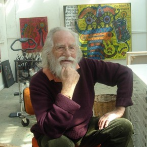 ARTIST QUOTE: ALAN DAVIE