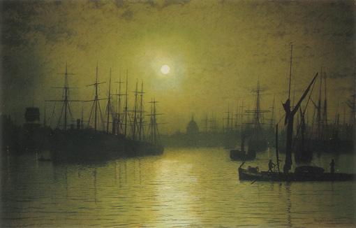 Grimshaw-Nightfall_Thames