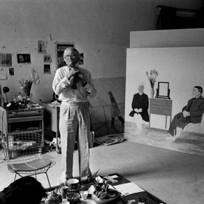 ARTIST STUDIO: DAVID HOCKNEY (AGAIN)