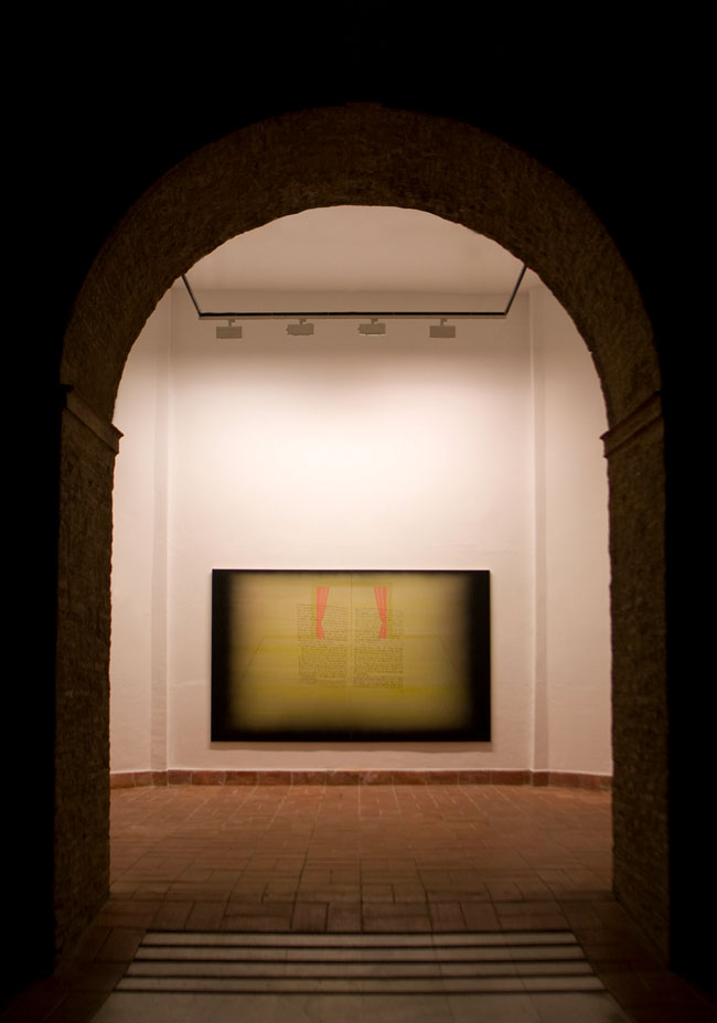 Exhibition view, Espacio Iniciarte, Seville (Spain)