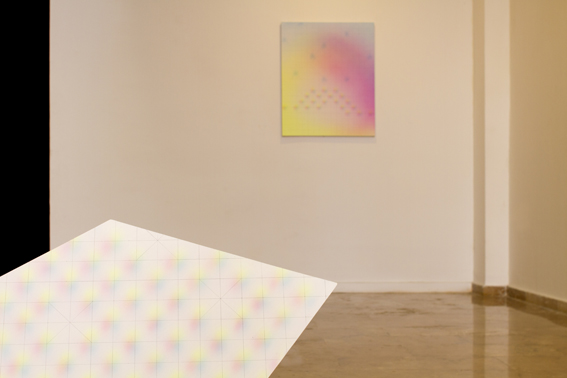 'Of Canyons and Stars', 2013 exhibition view