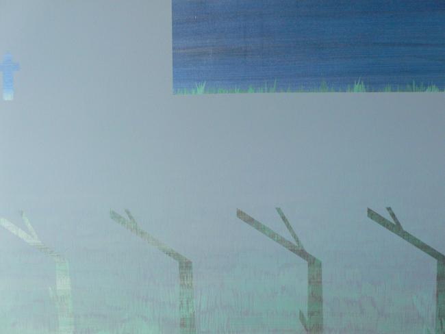 """""""Klavierstück IX"""", 2009 Detail"""